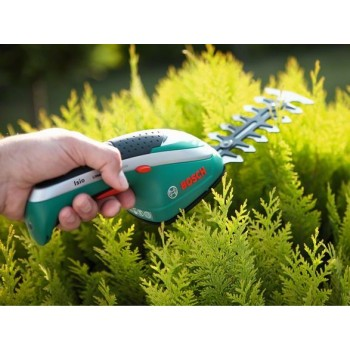 Аккумуляторные ножницы для травы и кустов Bosch ISIO