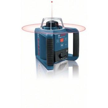Ротационный лазерный нивелир Bosch GRL 300 HV SET