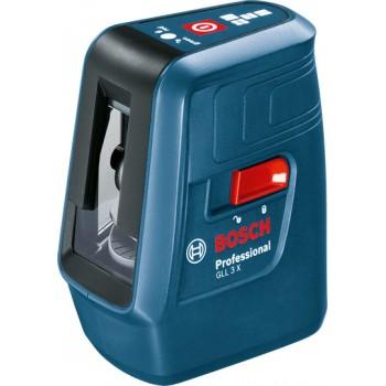 Линейный лазерный нивелир Bosch GLL 3X