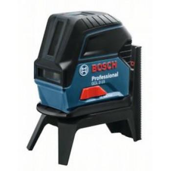 Линейный лазерный нивелир Bosch GCL 2-15 + RM1