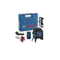 Комбинированный лазерный нивелир Bosch GCL 2-50 + RM1 + BM3 + LR6 + кейс