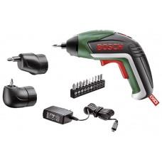 Аккумуляторный шуруповерт (отвертка) Bosch IXO V (full)