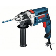 Дрель ударная Bosch GSB 16 RE + набор