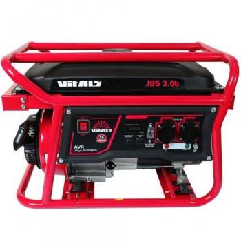 Генератор бензиновый Vitals JBS 3.0b